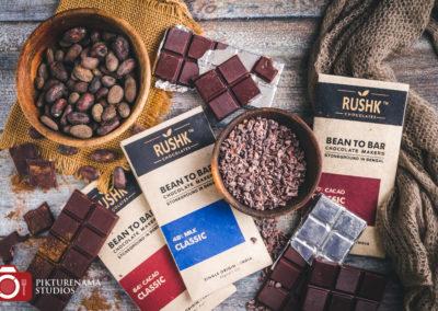 Rushk Chocolates